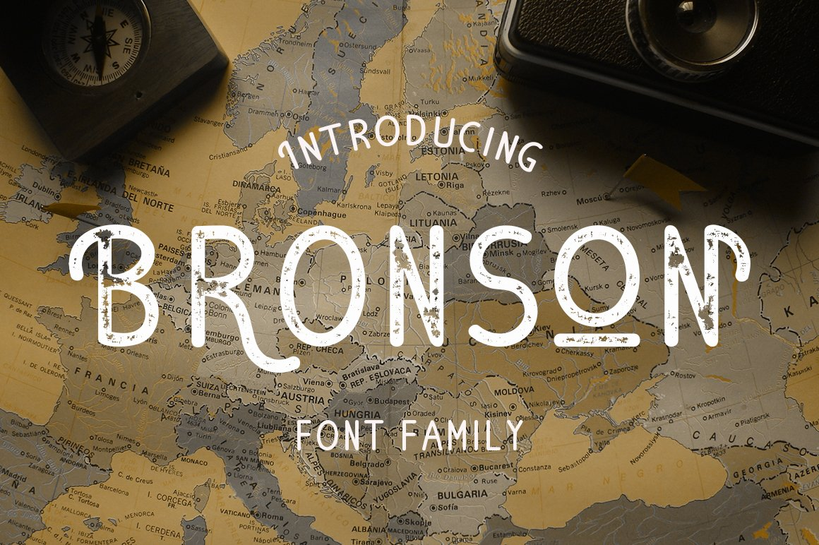 47 IN 1 FONT BUNDLE example image 17