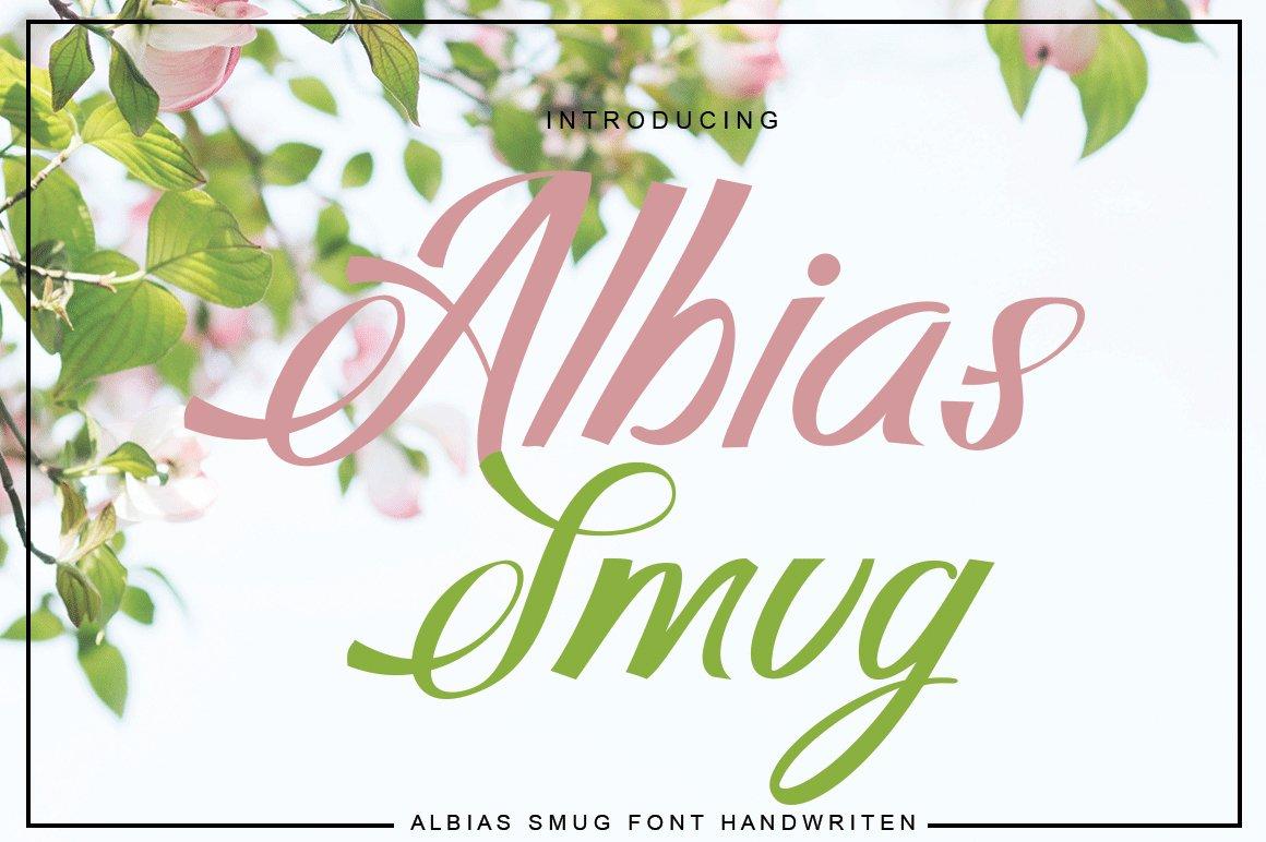 Albias Smug example image 3