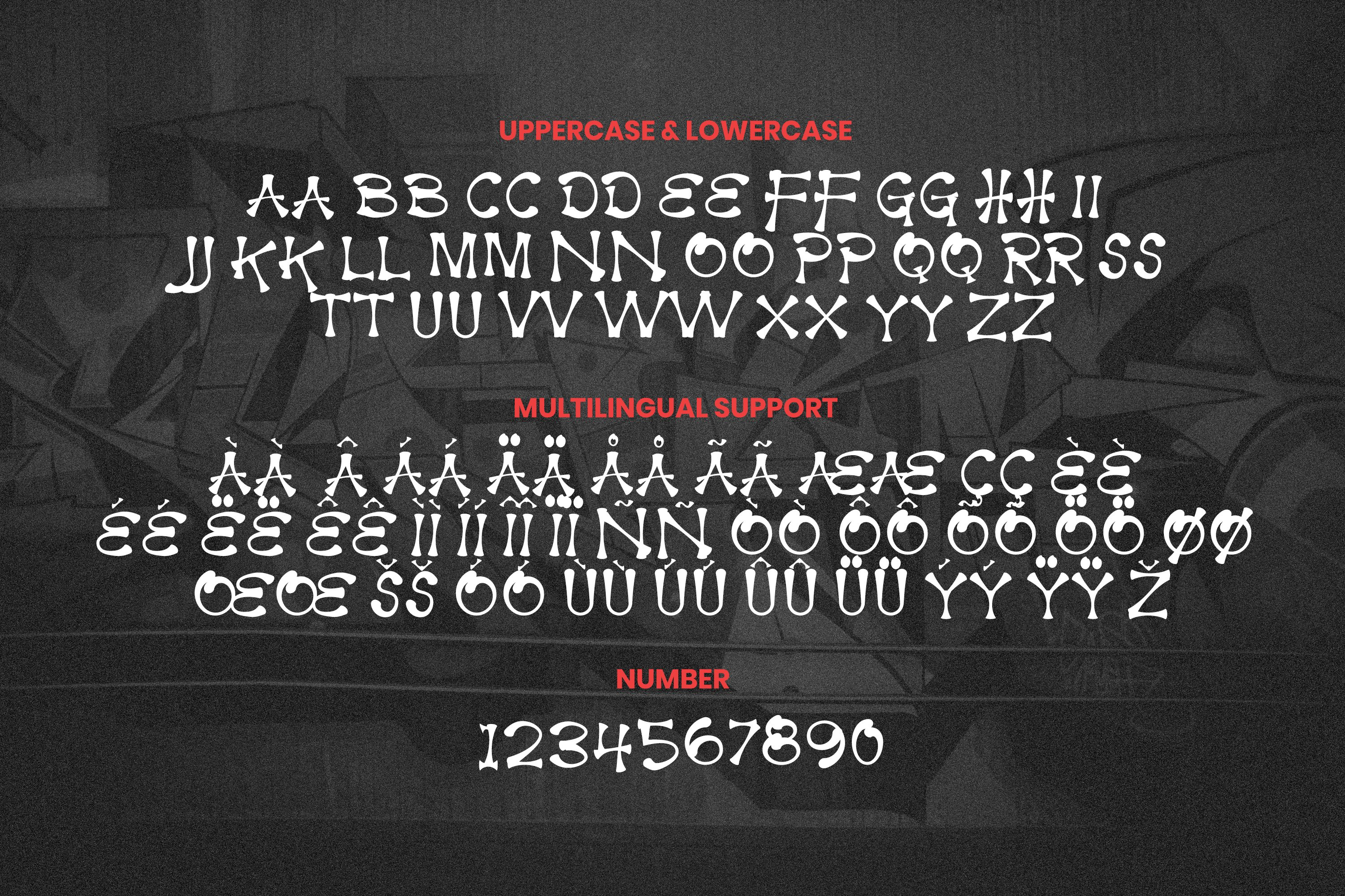 Maximos Font example image 4
