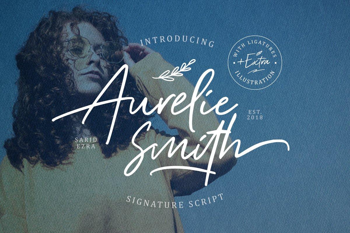 Aurelie Smith - Signature EXTRA example image 10