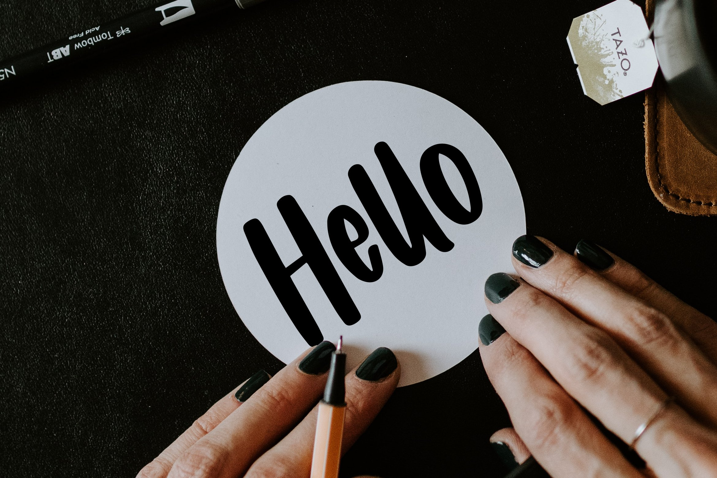 Fancytooth - Quirky Handlettering Font example image 5