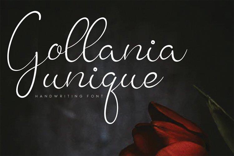 Gollania example image 1
