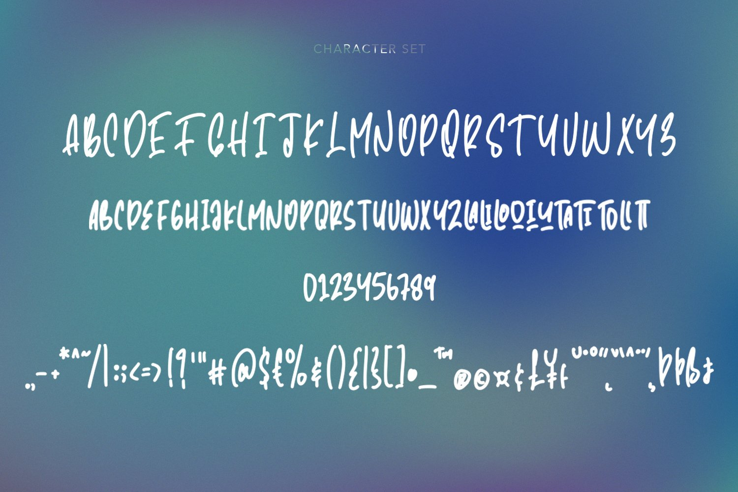 Holography - Beautifull Handwritten Font example image 7