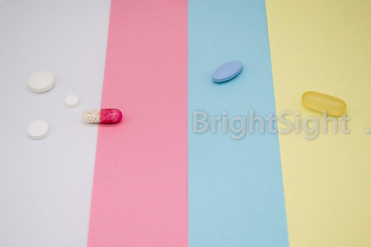 Pills & colors - 7 example image 1