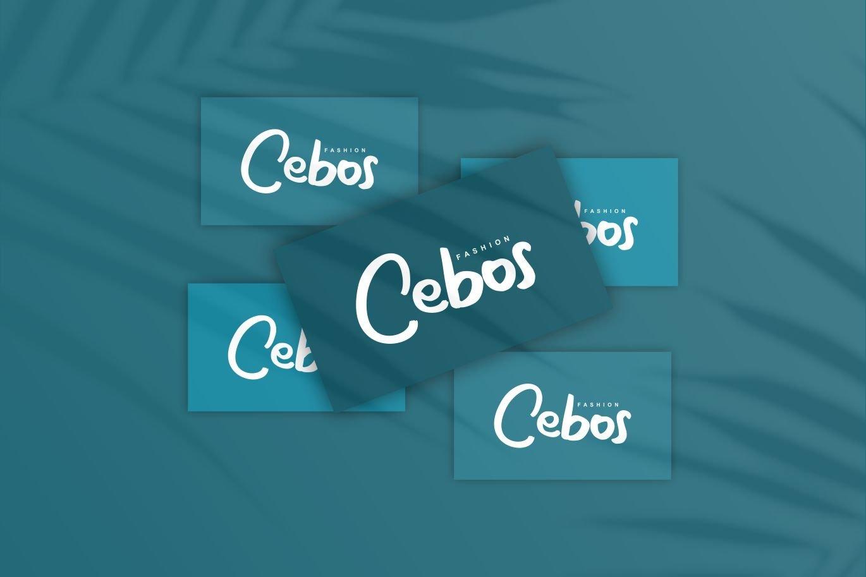 The Osage   Stylish Display Font example image 2