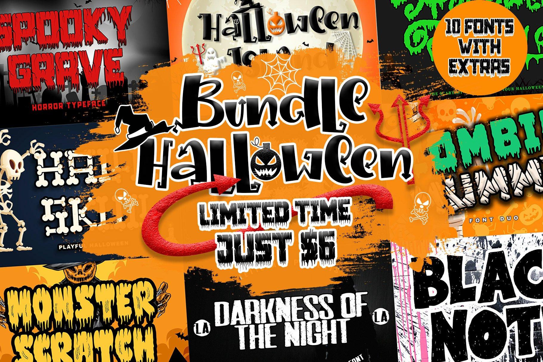 Bundle Halloween