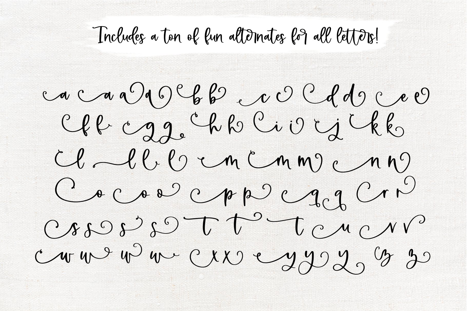 Farmland Acres - A Font Duo with Doodles example image 24