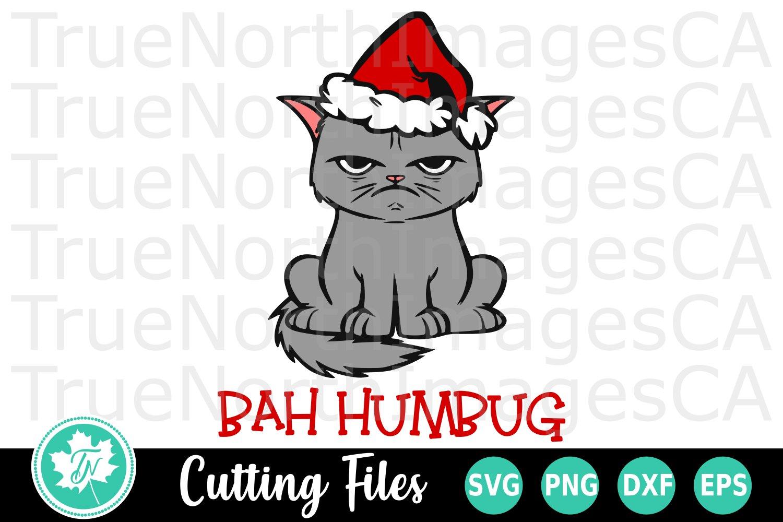 Christmas Svg Santa Svg Bah Humbug Svg 201500 Cut Files Design Bundles