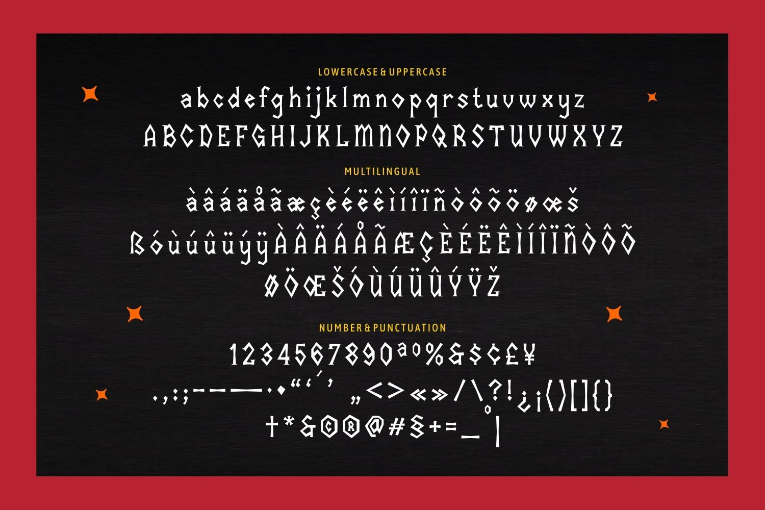 Halloween Mascots - Spooky and Playful Display Typeface example image 5