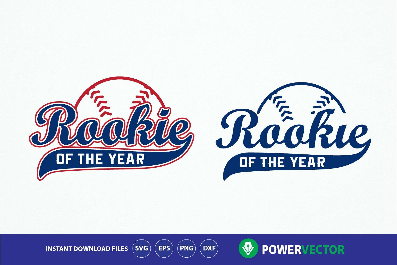 First Birthday Rookie Entire Family Baseball Shirt SVG bundle