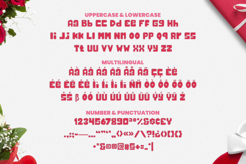 Bunnies Font example image 5