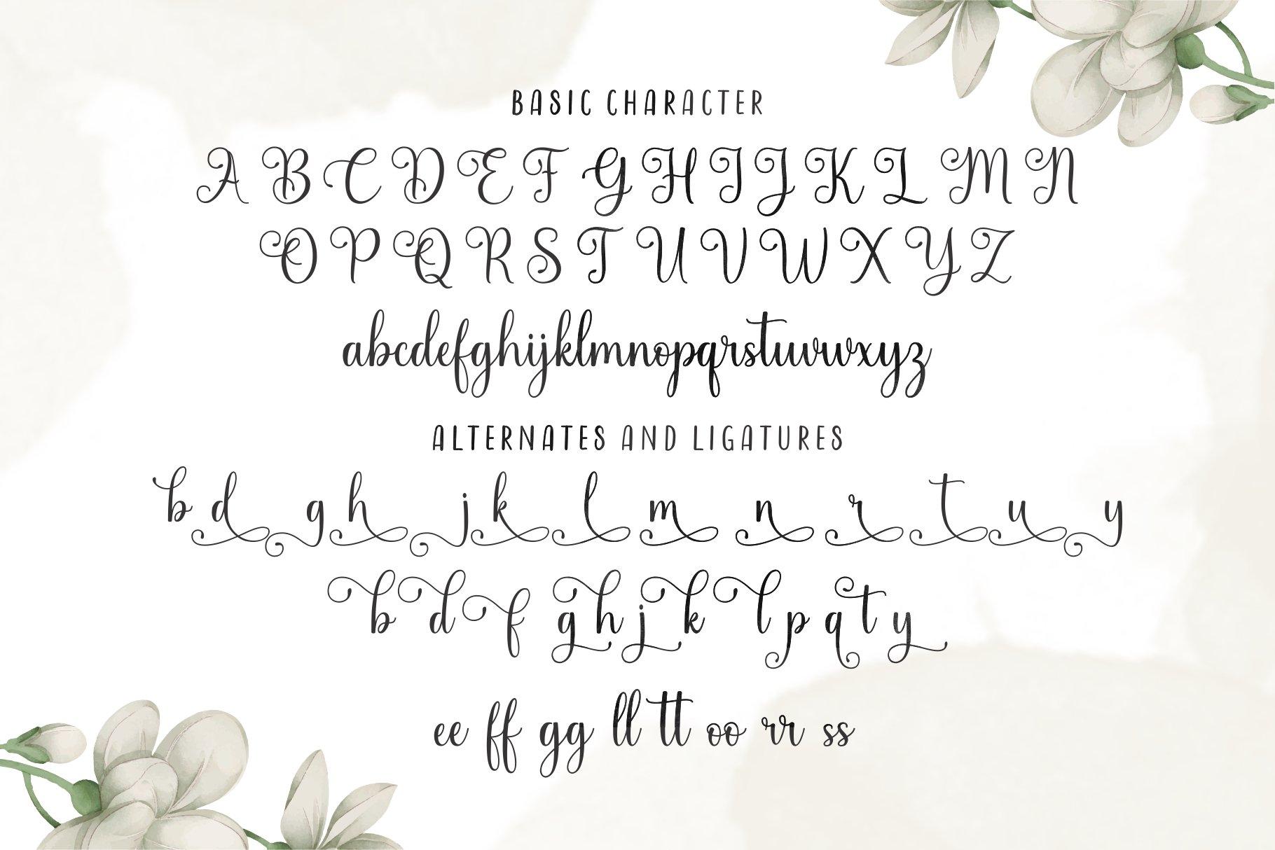 Sindentosa Font Duo & Bonus example image 10