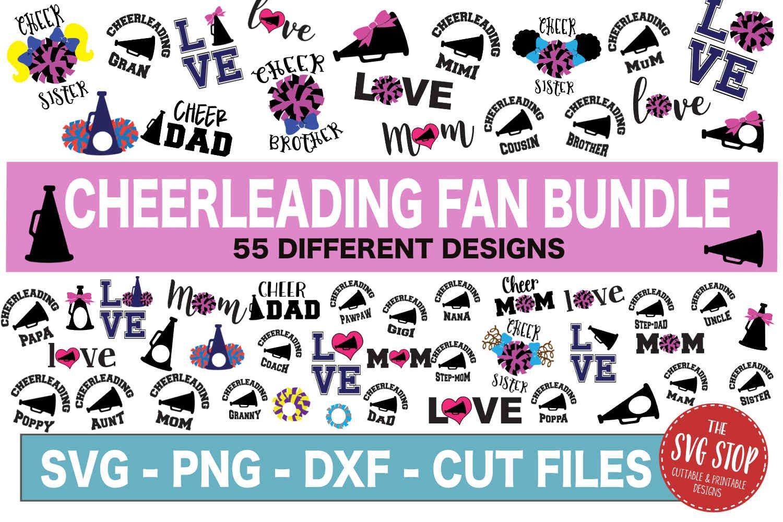 HUGE Bundle 500 SVG Designs Sports Themed example image 4