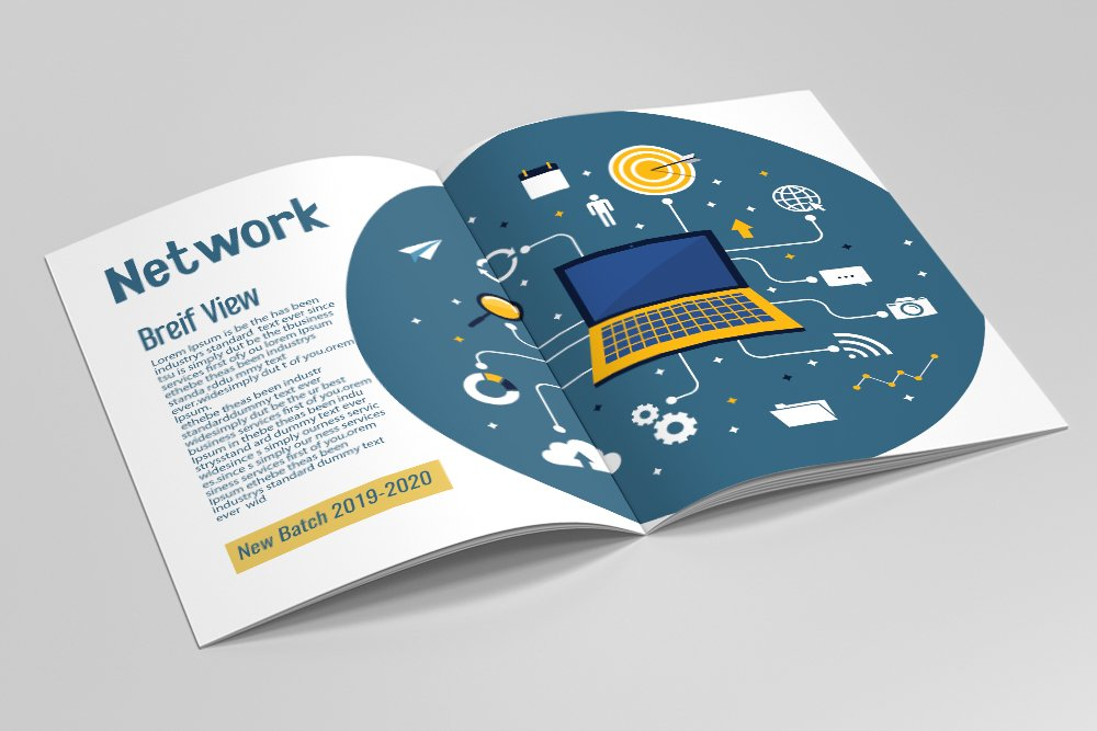 Business Catalogue Brochure 16 Pages example image 7