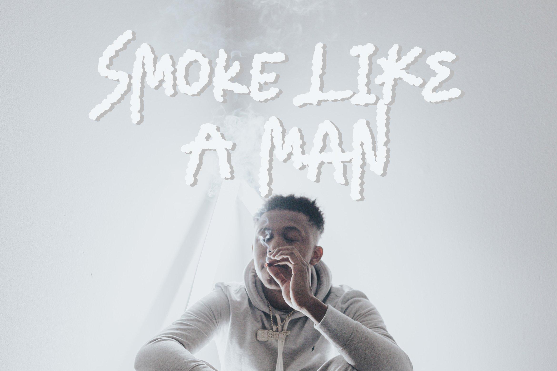 Smoker - Rough Smoked Font example image 5
