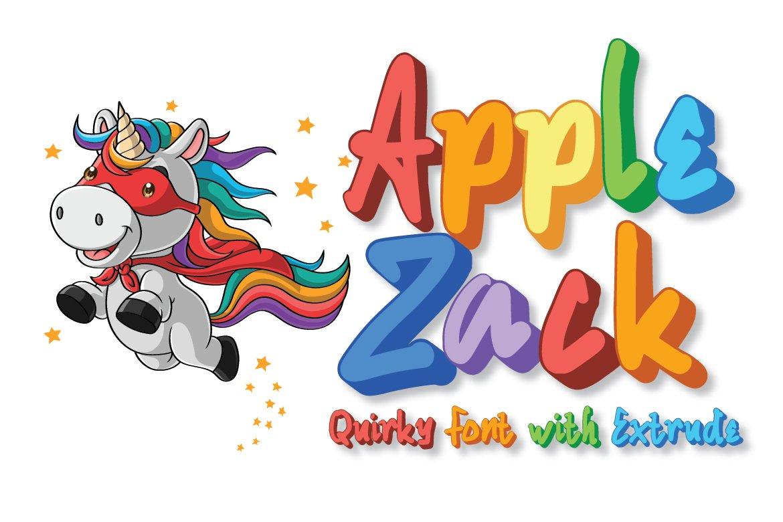Applezack example image 1