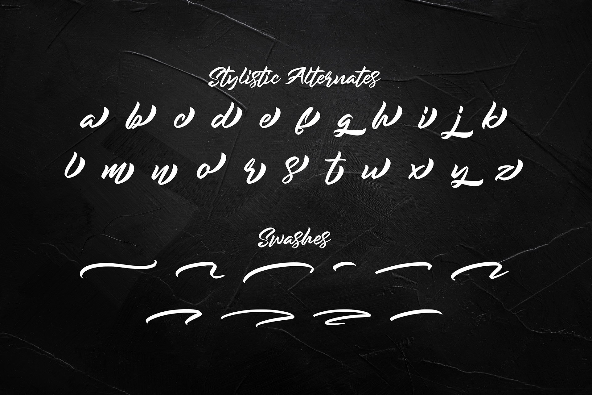 Rockmore - Authentic Bold Script example image 12