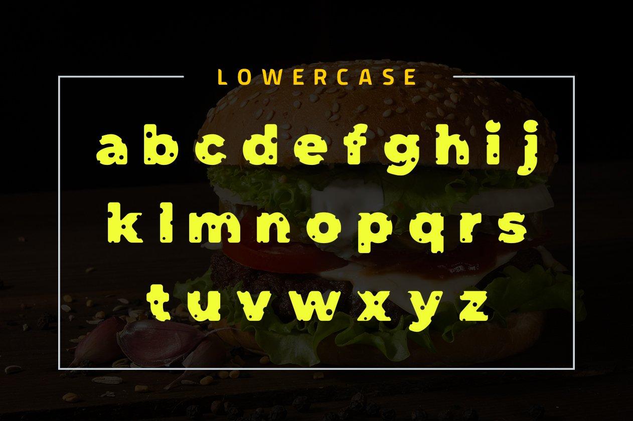 Cheesman Love Display Font example image 7