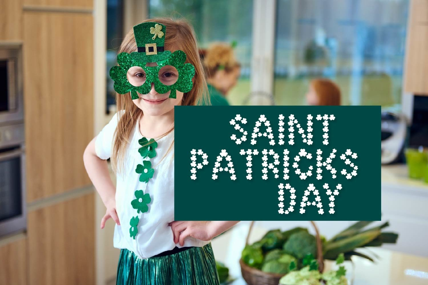 Pure Luck - A Shamrock Font Duo example image 6