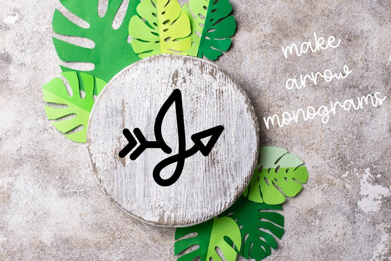 FB - Arrow Maker - Make fun arrow scripts example image 7