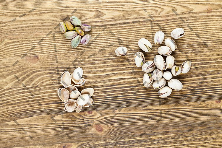 pile of pistachios example image 1