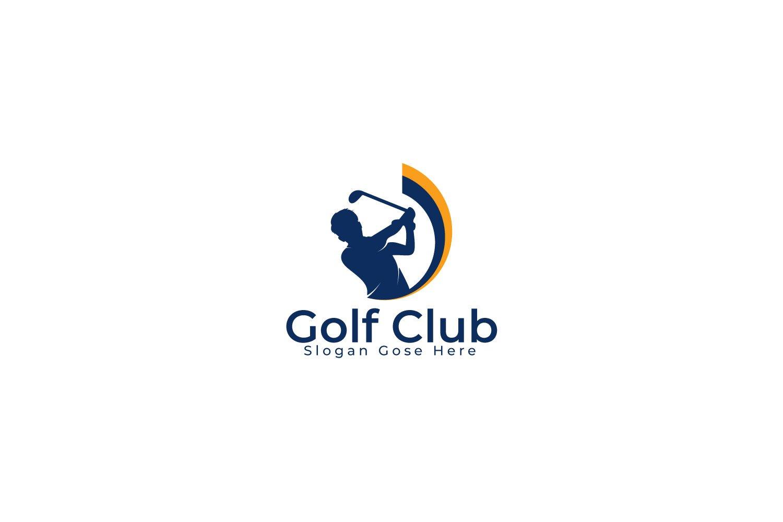 Golf Club Logo Design 436754 Logos Design Bundles