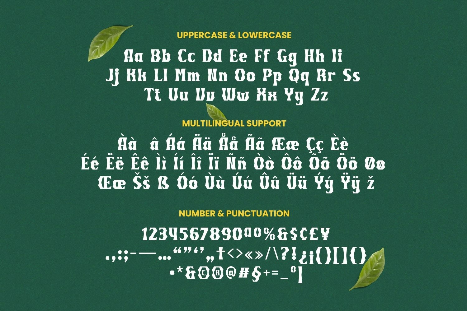 Rumble Font example image 5
