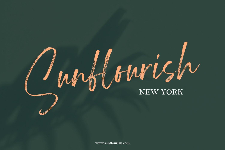 Huntington - Handwritten fonts example image 11