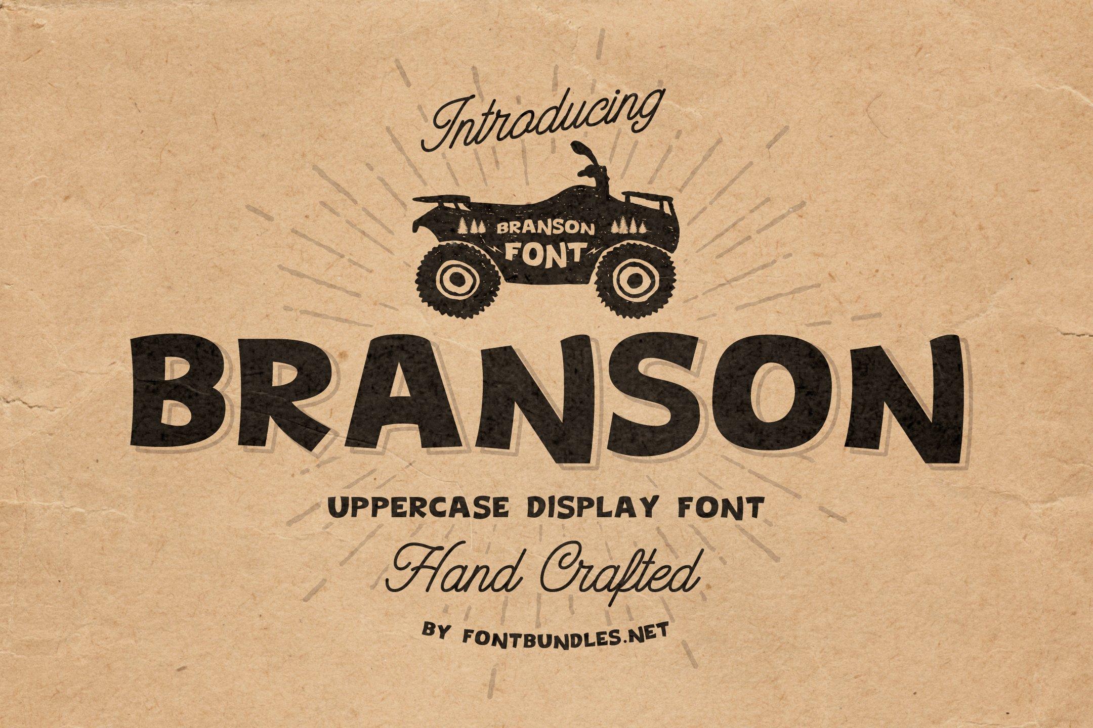 Branson  example image 1
