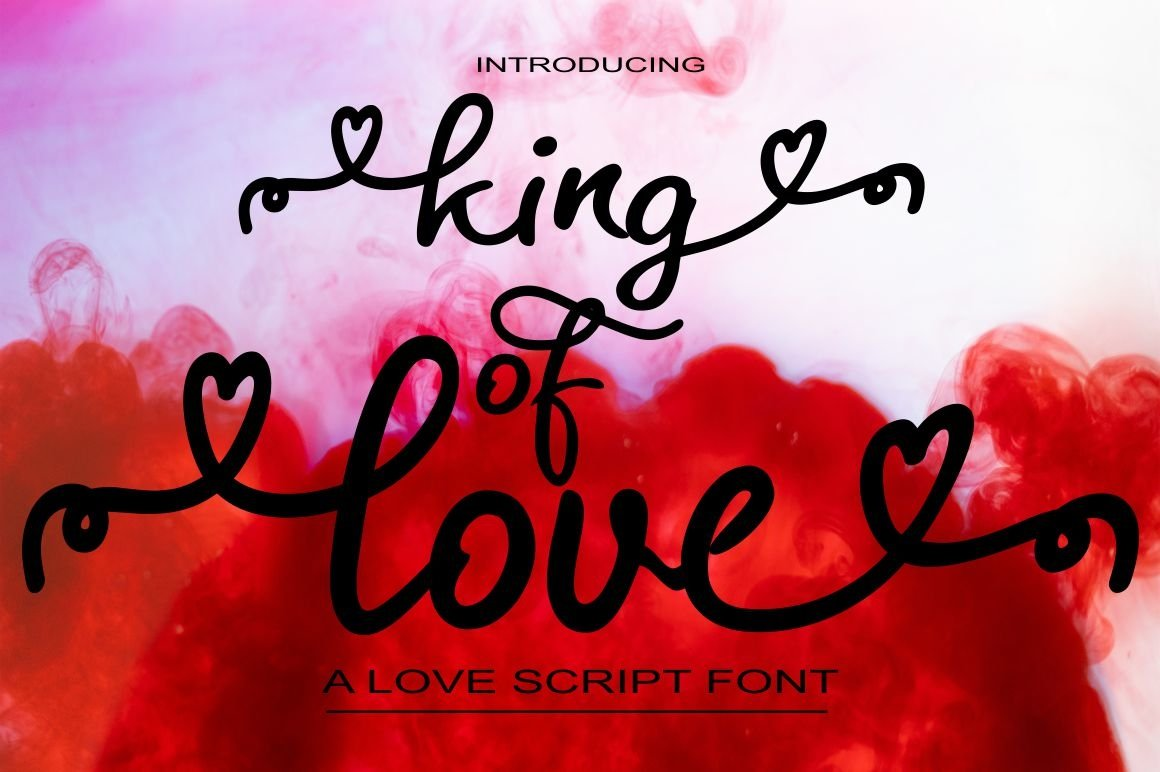 King Of Love example image 1
