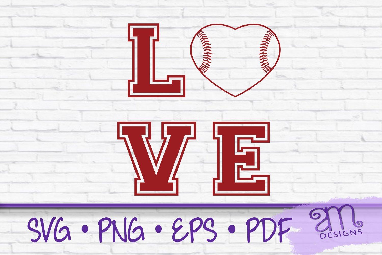 Download Baseball Baseball Love Svg Baseball Heart Svg Love Svg 264657 Svgs Design Bundles