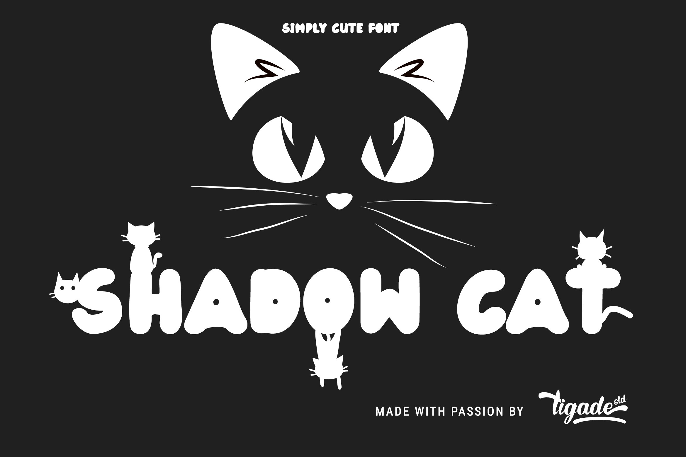 Shadow Cat example image 1