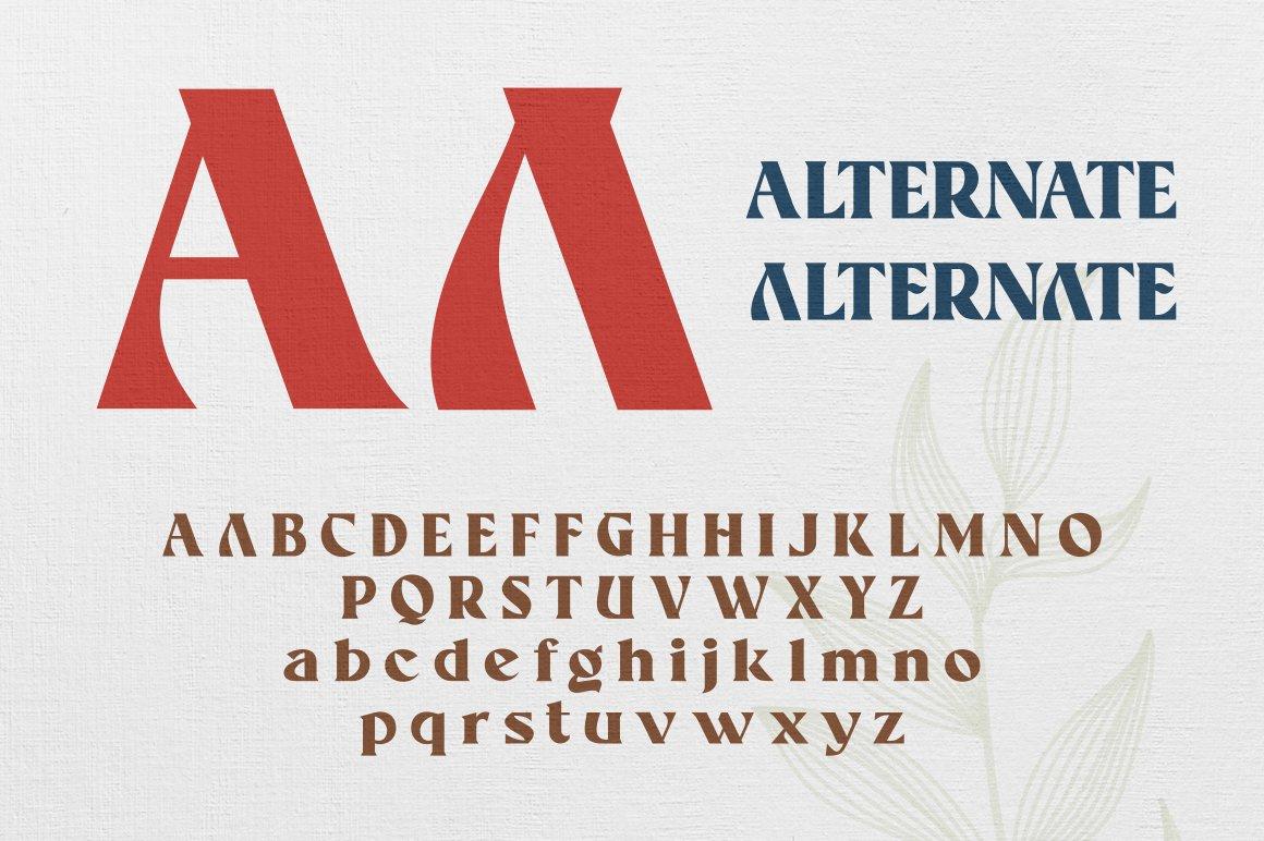 Aveline Elegant Font example image 7