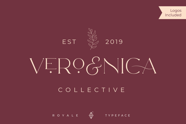 Royale Luxurious Typeface example image 11