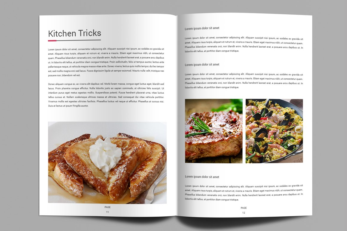 Recipe Book | Cook Book example image 13