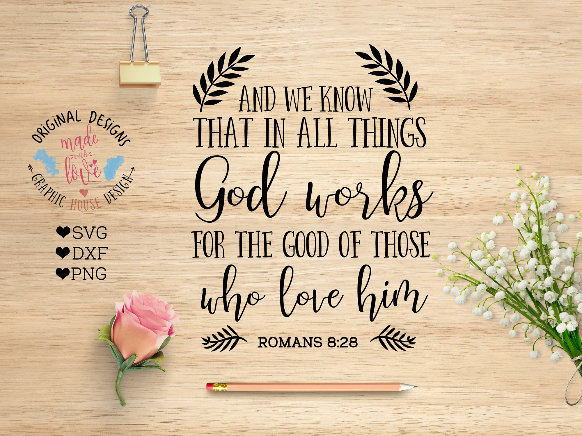 what god has in store for those who love him