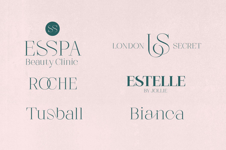 Matterdi | Hi-fashion ligature font example image 6