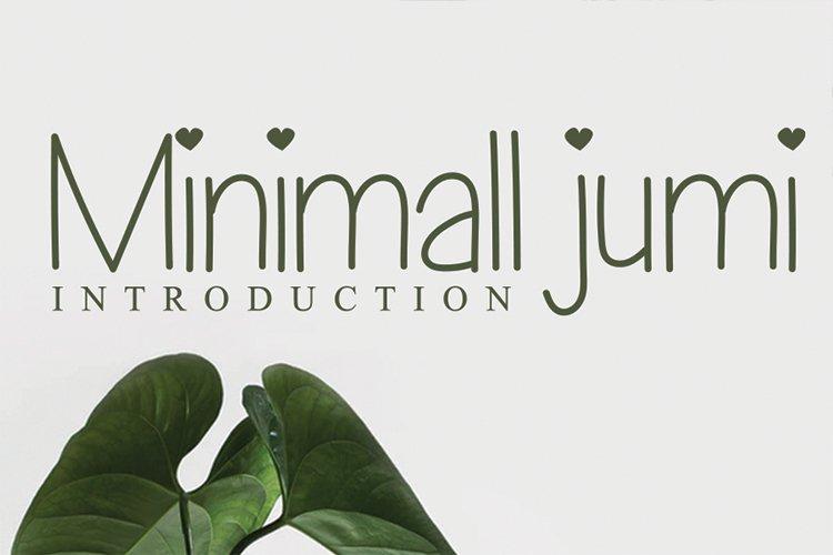 Minimall jumi example image 1