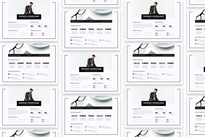 Liniez Media Kit Blog example image 4
