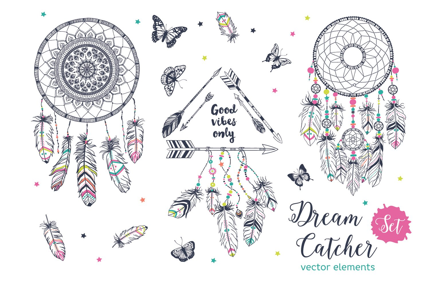 Dreamcatchers Set example image 1
