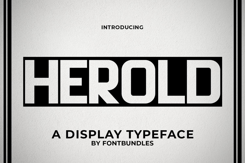 Herold example image 1