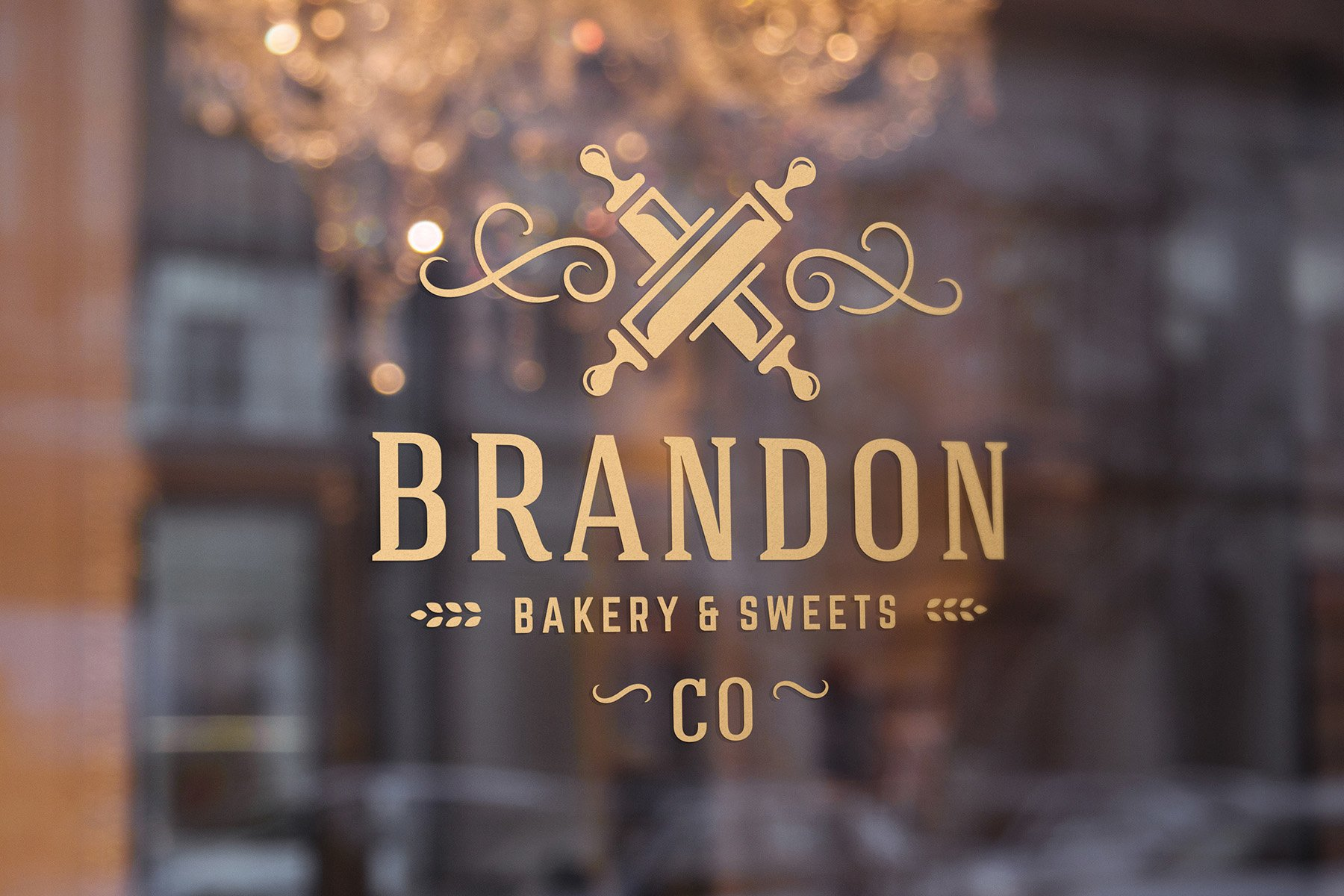 Bakery Logos and Badges example image 9