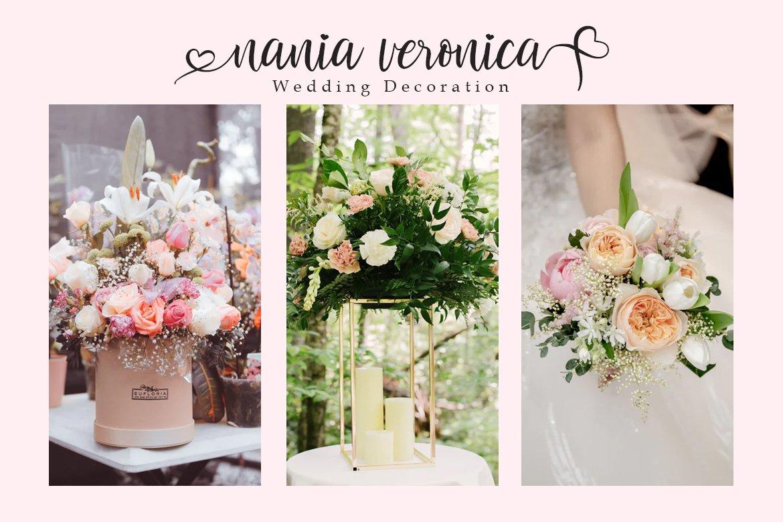 Valentinoa | A Romantic Calligraphy Font example image 7