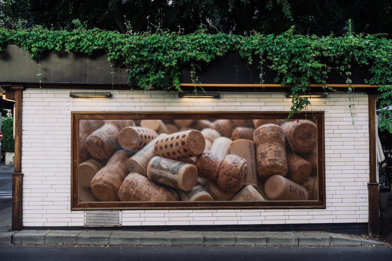 Set of 11 Wine Cork photo texture backgrounds example image 16