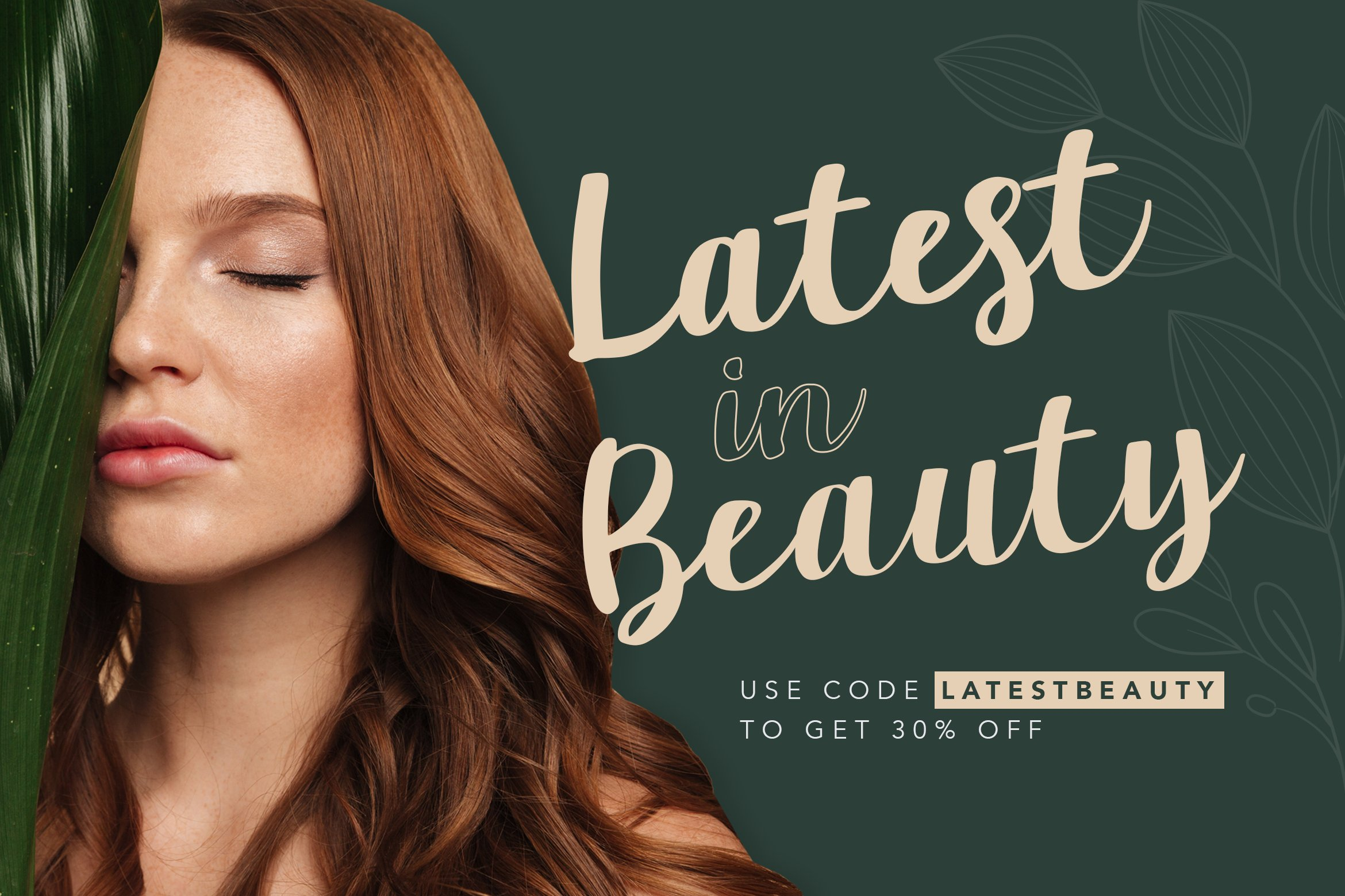 Chasy Beauty Font example image 5