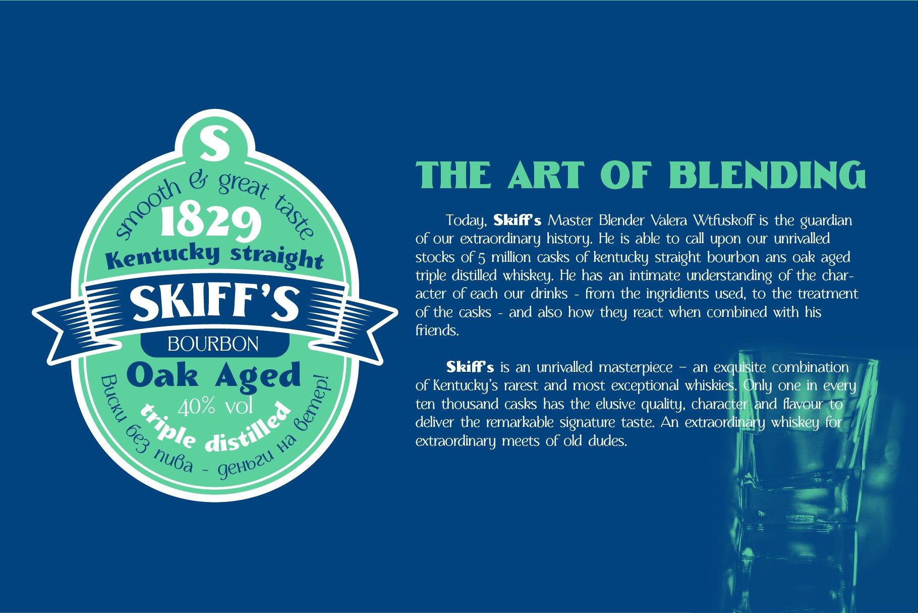 Skiff Black & Thin example image 2