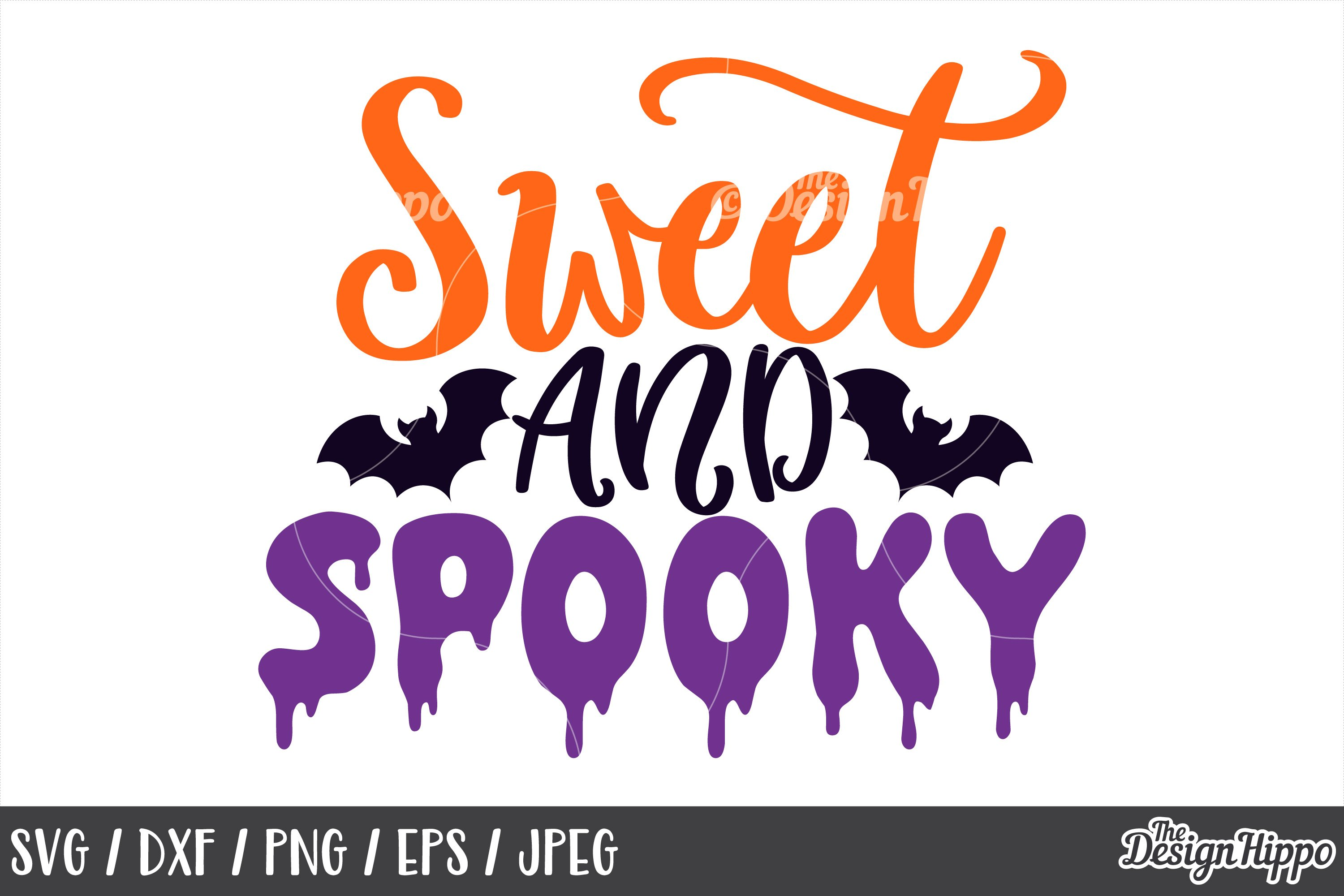 Halloween Design Halloween Cut File May Your Days Be Scary and Bright Bat Wreath Design Bats SVG Halloween Quote