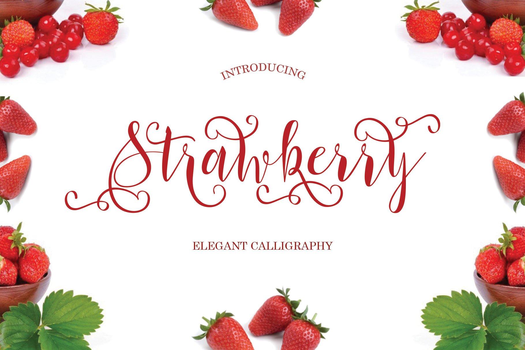 Strawberry example image 7