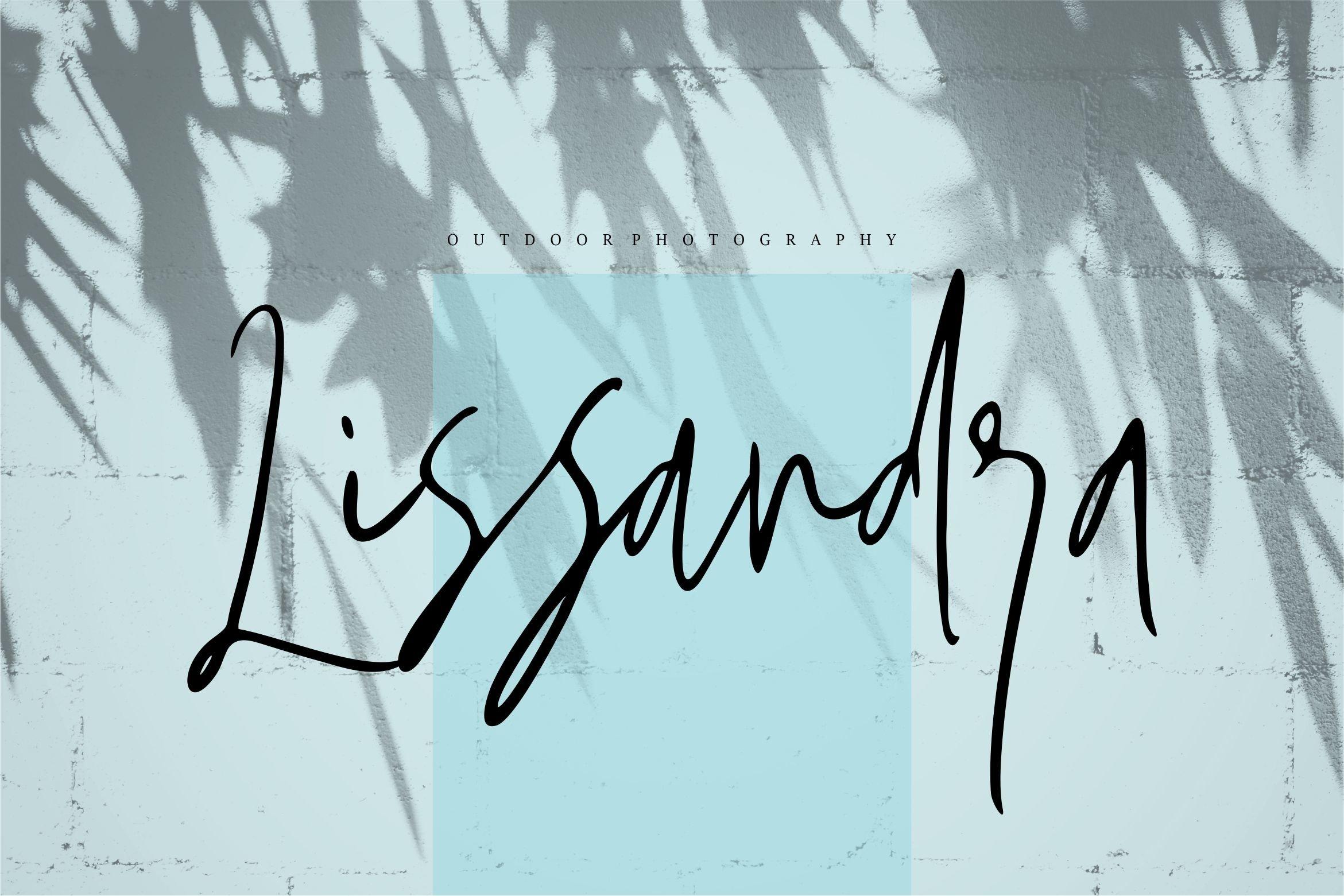 Roshbella - Beauty Handwritten Font example image 2