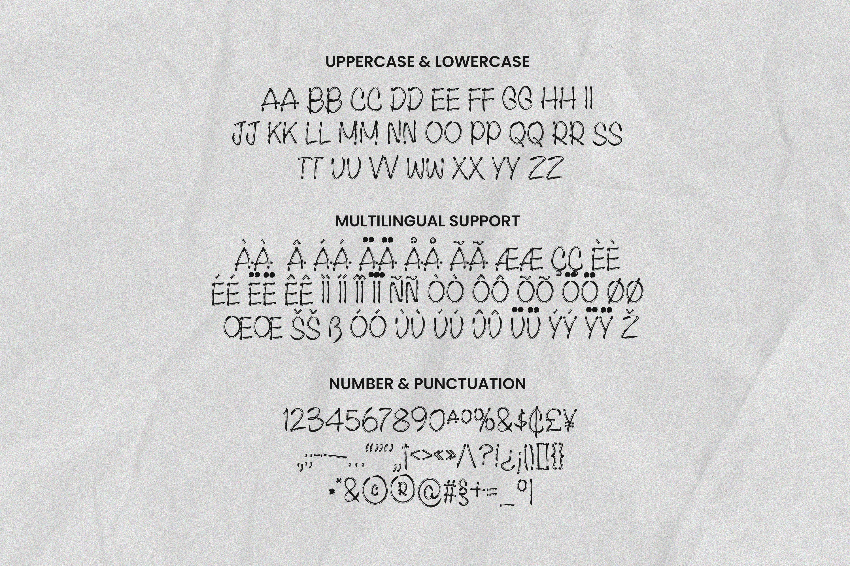 Naildirt Font example image 5